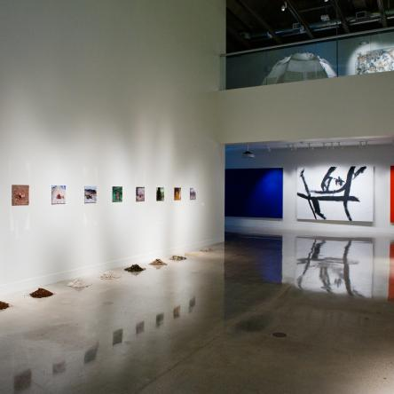 'Losing Faith' exhibition, Visual Arts Center, UT Austin