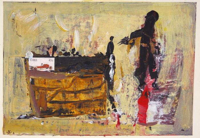work by John Kingerlee