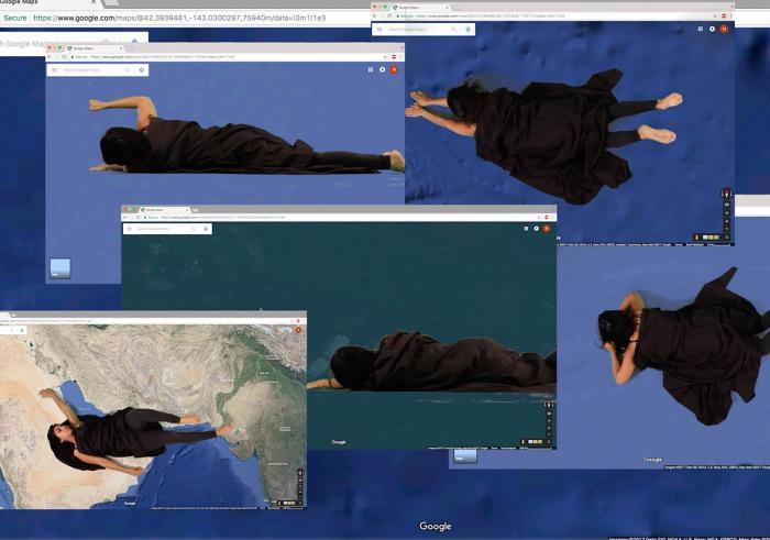 composite of screenshots