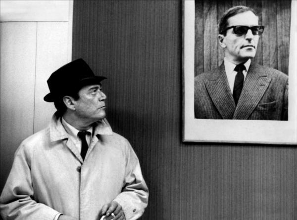 still from Alphaville (1965)