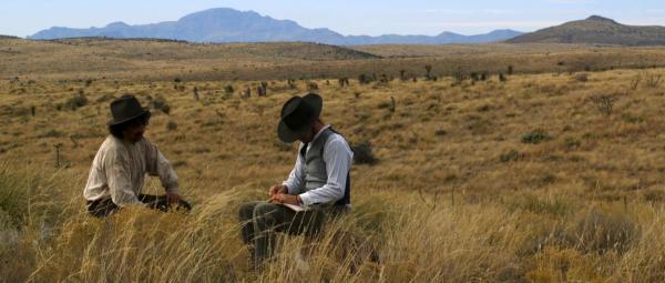 still from film by Carolina Caycedo and David de Rozas