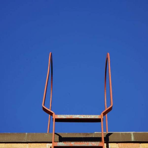image for senior art exhibition, Visual Arts Center, UT Austin
